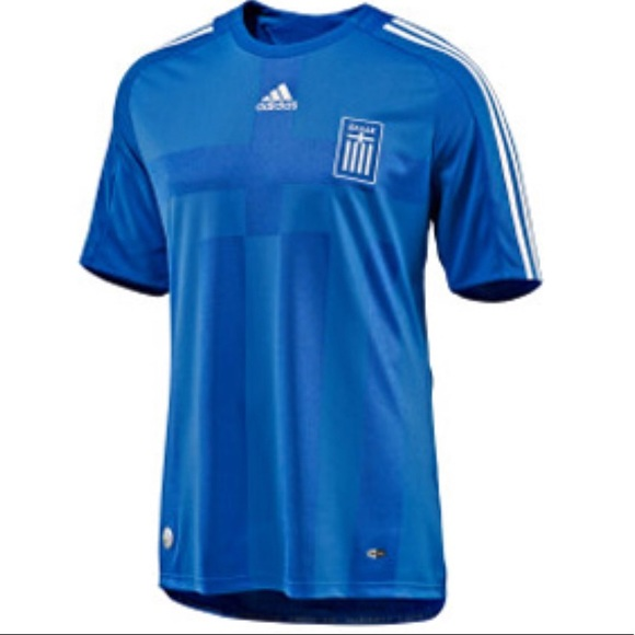 low priced 67045 66f6b The Greece national football team Adidas jersey!